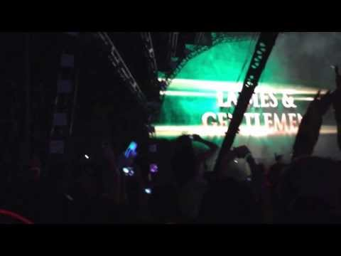 Opening of Dash Berlin EDC Orlando 2013