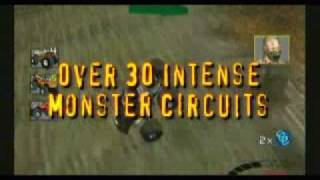 Monster 4X4 Masters Of Metal Trailer