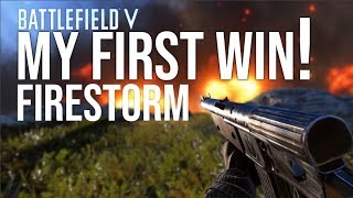 Battlefield 5 Firestorm Battle Royale VICTORY! | (WITH THEBROKENMACHINE & JROBTHEFINESSER)