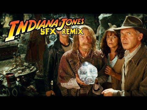 Indiana Jones Sound Effects Remix