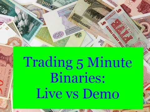 How to trade 5 min binaries with nadex live