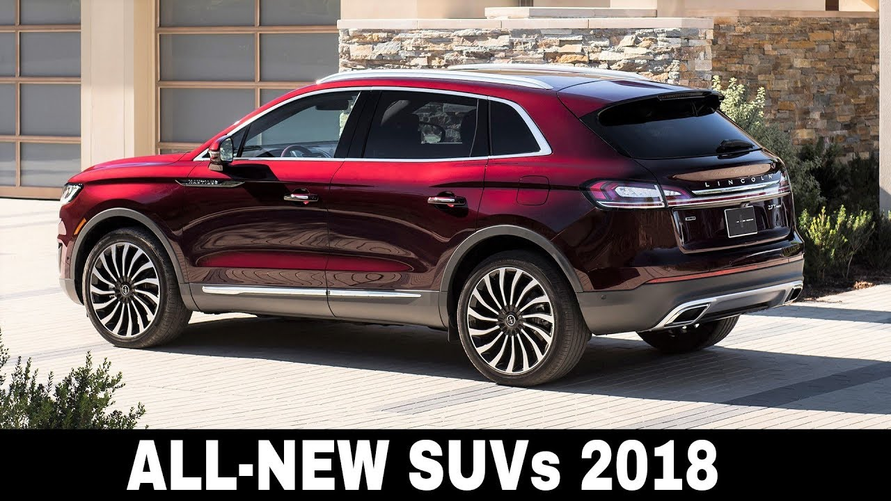 Top 10 New Upcoming Luxury Suvs For 2019: 10 All New SUVs Going On Sale In 2018 2019 Interior And