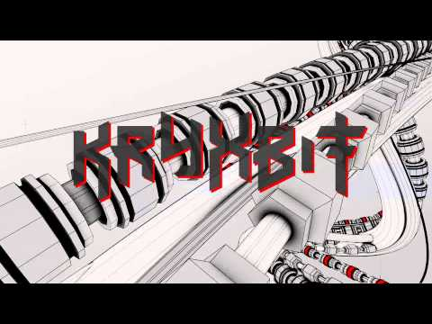 Cryptic drive - KRYXBIT (Dubstep)
