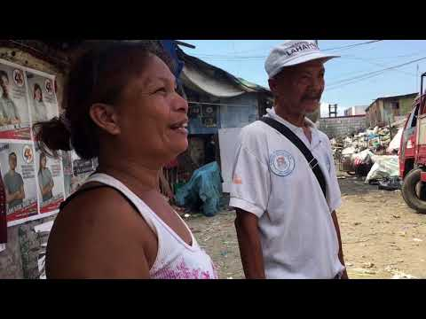 A visit to Happyland Tondo