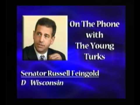 Senator Russ Feingold on 2010 Elections, Tax Cuts & More