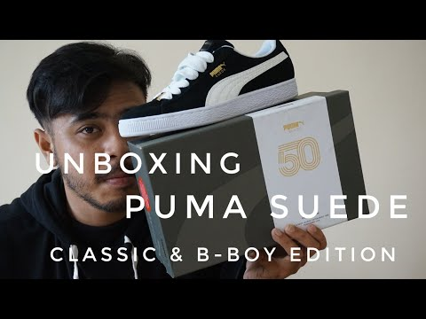 #revsnkrs Unboxing 2 Puma Suede Yang Istimewa