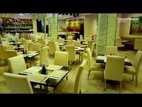 LUXURY MONGOLIA 100 Best Destinations: BLUEFIN CUISINE D'ART Restaurant (Short)