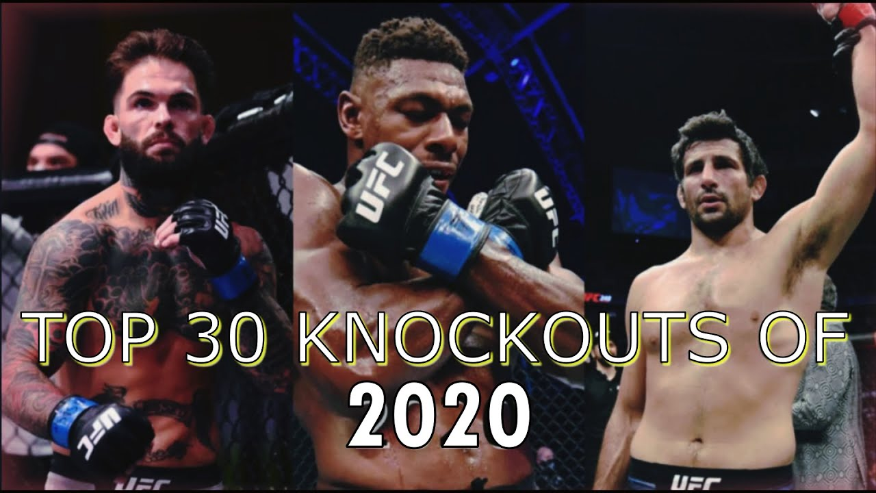 TOP 30 | BEST UFC KNOCKOUTS OF 2020 (HD)