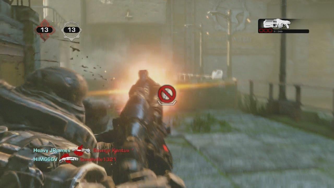 Gears of war 3 multiplayer unplayable
