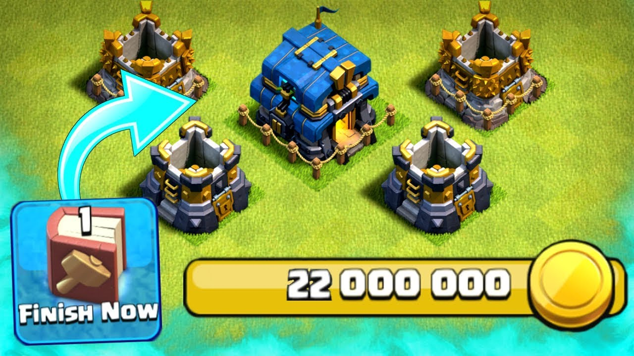 TOWN HALL 12 UPGRADES ARE HERE! ✅ Clash Of Clans