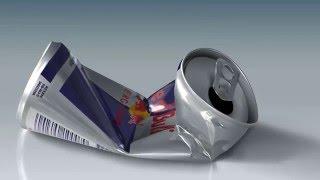 Что будет если пить Red Bull