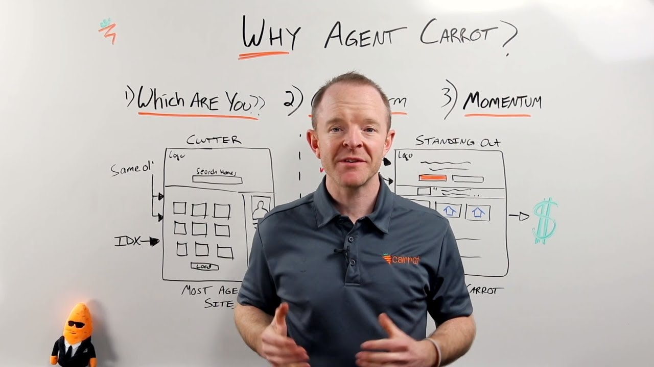 How Real Estate Agents Can Stand Out With AgentCarrot