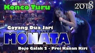 GOYANG DUA JARI   FULL ALBUM  MONATA TER HITS JULI 2018