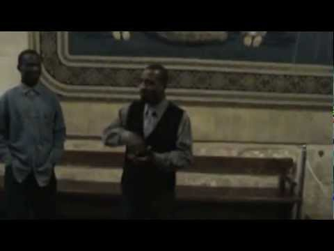 Evangelist Bright Visit To Israel 2011.mp4
