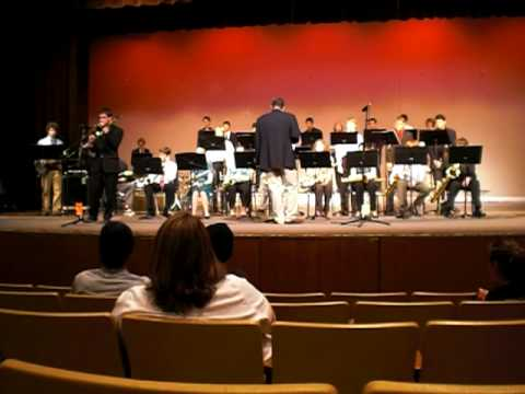Homestead High School Jazz Band ISSMA Contest 2009 - - Part 1 of 3