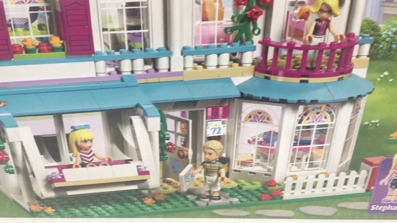 Lego Friends Badezimmer Lego 41314 Stephanies Haus 41314 Friends