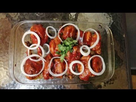 recette-poulet-au-ketchup.