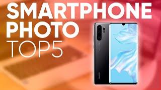 TOP5 : MEILLEUR SMARTPHONE POUR PHOTO (2019)