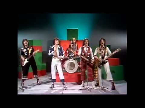 Bay City Rollers - Bye Bye Baby (TopPop) (1975) (HD)