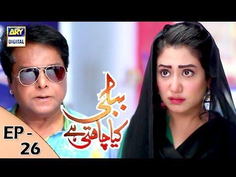Bubbly Kya Chahti Hai Episode 26 - 12th December 2017 - ARY Digital Drama