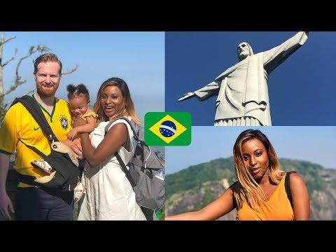 Summer Vacation in Rio de Janeiro Brazil || Travel Vlog