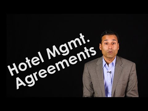 Hotel Management Agreements: Best Practices