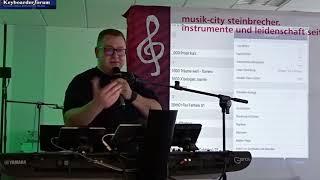 """""""SongBook+ Beginner-Workshop"""" mit Boris Schwürz zum Musikertreffen 2019 in Erfurt"""