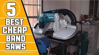 ✅ Band Saws: 5 Best Cheapest Band Saws Review 2019 | Best Band Saw For Sale (Buying Guide)