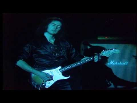 Ritchie Blackmore - Greensleeves live 1977 HD