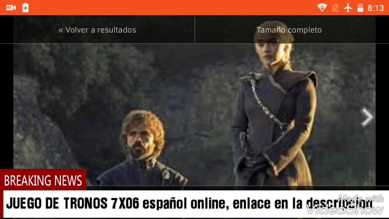 ver juego de tronos 7x06 castellano online gratis