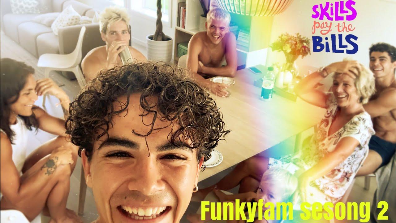 På innsiden av Funkyfam sesong 2!