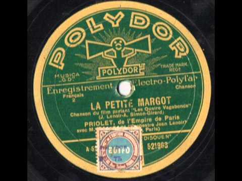 LA PETITE MARGOT - J. Lenoir-A. Simon Girard