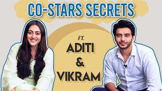 Co-stars Secrets Ft. Vikram Singh Chauhan and Aditi Sharma | Yeh Jaadu Hai Jinn Ka | India Forums