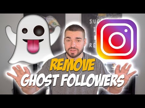Don't Remove GHOST FOLLOWERS Until You Watch This...