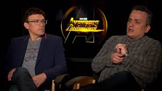 Avengers: Infinity War: Directors Anthony & Joe Russo Official Movie Interview