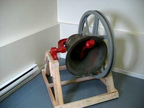 John Taylor & Co. Church Bell Test Ringing