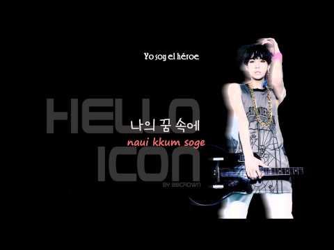 ICON - HELLO Sub español Romanizacion Hangul (mp3)