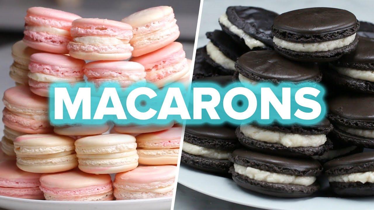 maxresdefault - Macarons 4 Ways