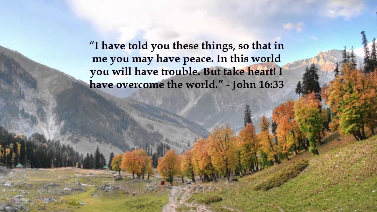 scripture nature 🙏 god quotes