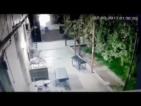 Ghost Caught On Cctv At Aj Hospital Mangalore