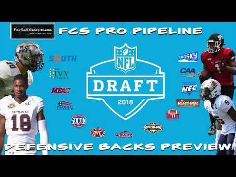 Football Gameplan's 2018 FCS NFL Draft Preview - Defensive Backs