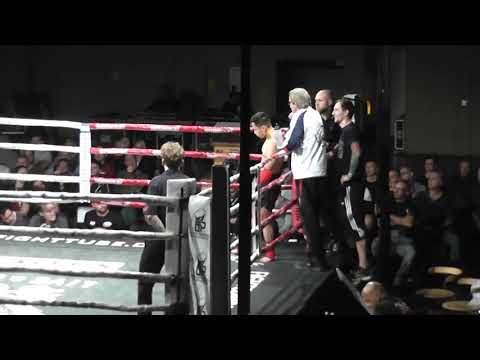 Fight Night Mannheim 2019 = Quang Thang Tran, MAA Mannheim - Klaus Filsar, Cha Na Nork, Heidelberg