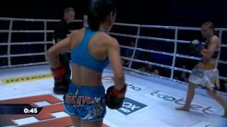 Lena Ovchynnikova vs. Sylwia Juśkiewicz - FEN 3
