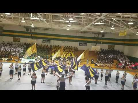Hertford County High School Soul Sonic Force Marching Band Jewel of The Millennium 2016