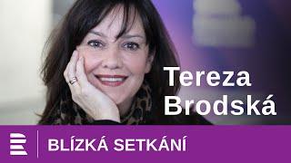 Tereza Brodská: Těch 10 kilo už po dvaapadesátce nikdy nesundám