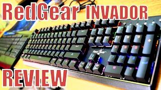 Redgear MK881 Invador Mechanical Keyboard Review