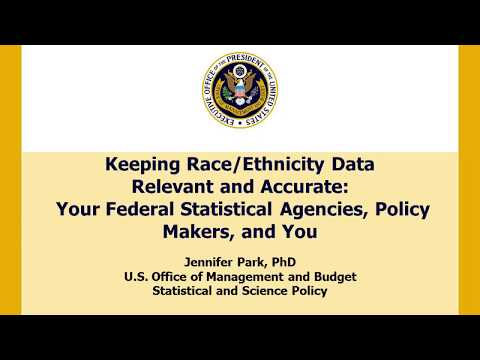 Providing Input on Proposed Changes to Statistical Standards for Collecting Race & Ethnicity Data