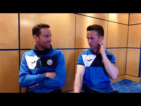 Teammates and last interview with Steven MacLean and Chris Millar