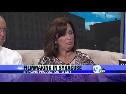 Bridge Street Syracuse, NY  CoHosting and Actor Tom Bower