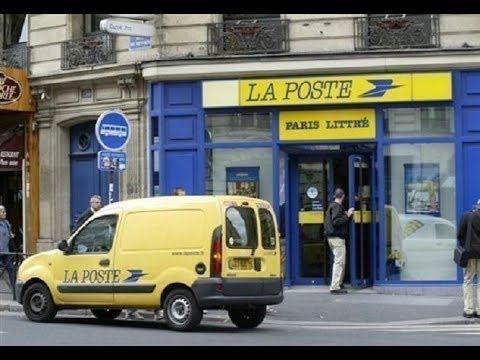 Post office in France- how is it?